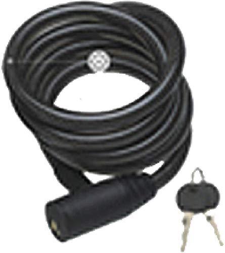 Spypoint Diebstahlsicherung für Wildkamera Wildüberwachungskamerazubehör, schwarz, 1,83 m