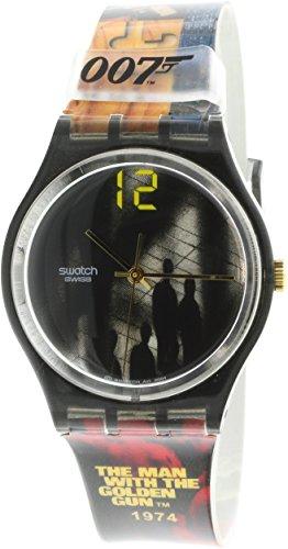 Swatch El hombre con la pistola de oro GB210