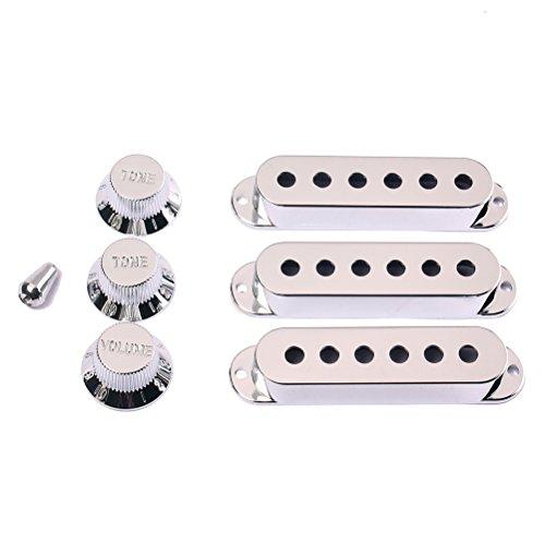 SUPVOX Cubiertas de pastillas de guitarra Juego de accesorios de reemplazo de...