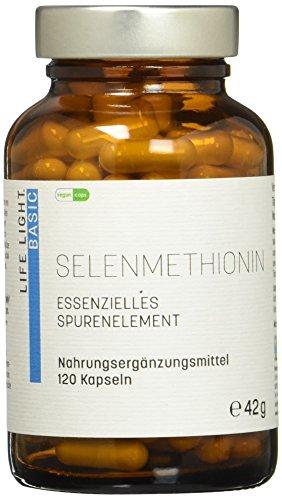 Life Light - Selenmethionin (120 Kapseln)