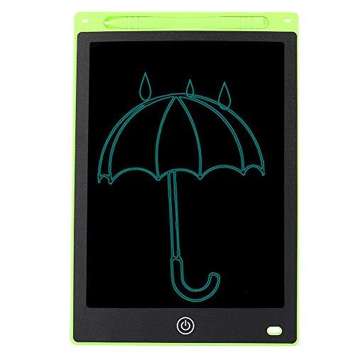 DaMohony Bloc de escritura LCD de 10 pulgadas Light Energy para niños inteligente tablero de escritura a mano de dibujo tableta con llave de bloqueo