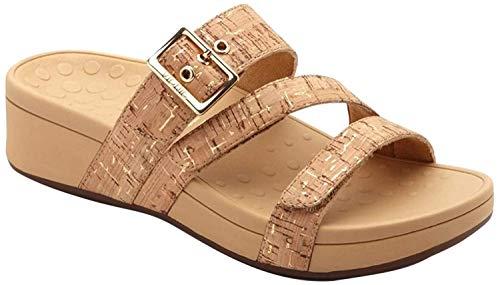 Vionic Women's, Rio Platform Sandal Cork 8 M