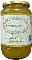 Swarnamrit A2 Gir Cow Ghee, 1 L