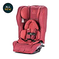 Diono Rainier 2AXT All-in-One Convertible Car Seat, Red (Discontinued by Manufacture)