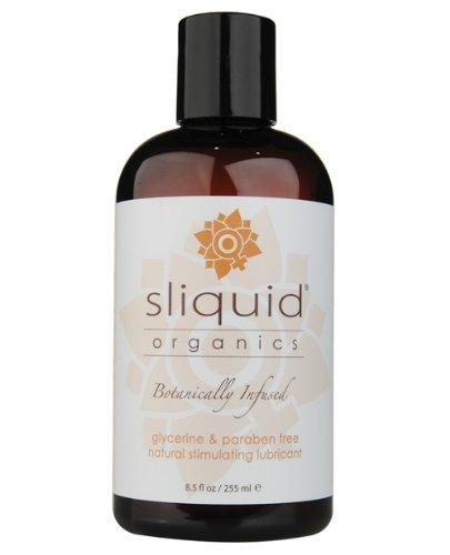 Sliquid Organics Sensation Lubricant - 8.5 Oz