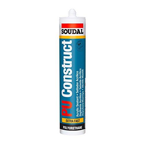 Soudal Konstruktionskleber PU Construct beige 455 g/310 ml