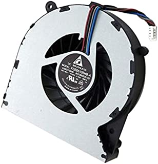 Delanse New CPU Cooling Fan For Toshiba Satellite L850 L850D L855 L855D C55 C55D L870 L870D L875 L875D C870 C870D C875 C875D P/N: V000270070 4 PIN