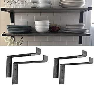 Best floating wall shelves brackets Reviews