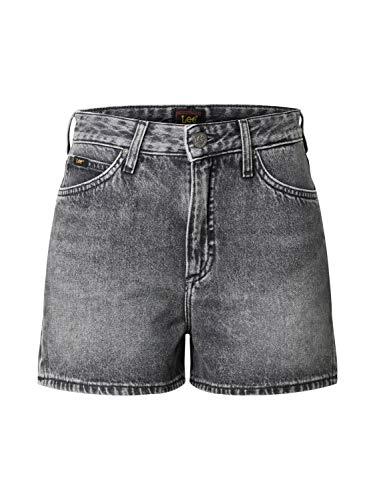 Lee Thelma Short Pantalones Cortos de Mezclilla para Mujer