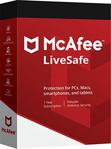 Download MCAFEE livesafe 2018 - unbegrenzte Geräte