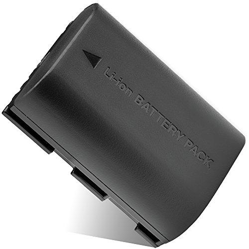 BM Premium LP-E6NH High Capacity Battery for Canon EOS R, EOS R5, EOS R6, EOS 90D, EOS 60D, EOS 70D, EOS 80D, EOS 5D II EOS 5D III EOS 5D IV EOS 5Ds, EOS 6D, EOS 6D II, EOS 7D, EOS 7D Mark II Cameras