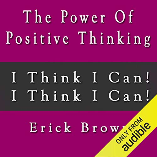 The Power of Positive Thinking Self Hypnosis & Guided Meditation audiobook cover art