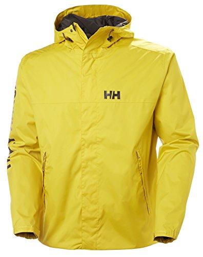 Helly Hansen Ervik Jacket, Hombre, Amarillo (Sulphur), S