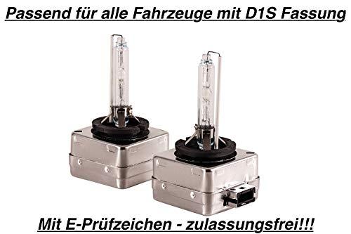 2 x kwaliteit D1S 35W xenon brander vervangende lampen lampen lampen
