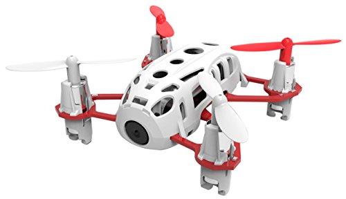 HUBSAN H111C RC Drone, Negro/Rojo