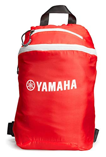 Yamaha MotoGP Racing Paddock Blue 2020 - Zaino da corsa, colore: rosso