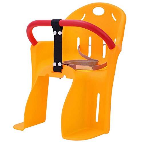 GPWDSN fietszitje voor kinderfiets, achterbank voor kinderen, ter versterking van de veiligheid van de baby met veiligheidsgordel, veiligheidsbox met Quick Release