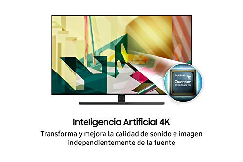 SAMSUNG Samsung QLED 4K 2020 55Q70T - Smart TV d