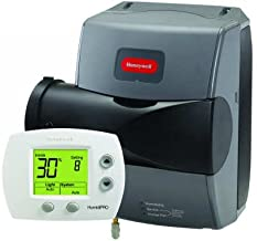 Honeywell TrueEASE Humidifier with HumidiPRO controller - Color - HE250A1005/U HE250-c2