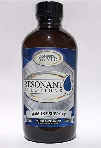 Resonant Solutions Colloidal Silver - 8 FL Oz.