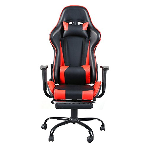 High Back Gaming Chair,Racing Office Computer Game Chair...
