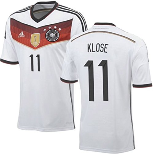 DFB Trikot WM 2014 Home WC - Klose 11 (XXXL)