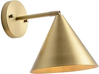 Modern Wall Light Classic Brass Sconce Wall Lamp Fixtures Metal E27 Perfect for Kitchen Restaurant Loft Coffee Bar Detazhi
