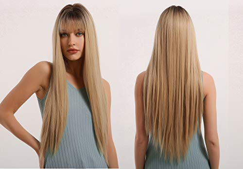 comprar pelucas rubio ceniza online