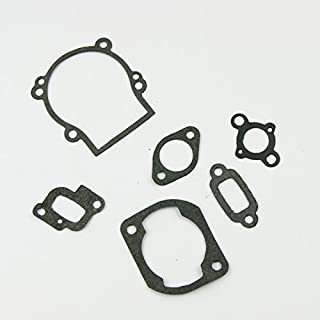 2 bolt Engine Seal Gasket for Zenoah CY Gas Engines fit HPI FG RV KM 1/5 Baja 5B SS 5T 5SC Losi 5ive T
