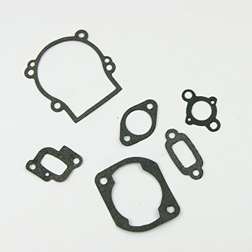 Xmax Racing 2 Bolt Engine Seal Gasket for Zenoah CY Gas Engines fit HPI FG KM 1/5 Baja 5B SS 5T 5SC Losi 5ive T