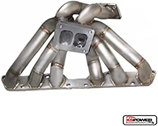 3mm Cast Piping Turbo Manifold for NA-T 3.0L Toyota Supra (JZA80) 2JZ-GE