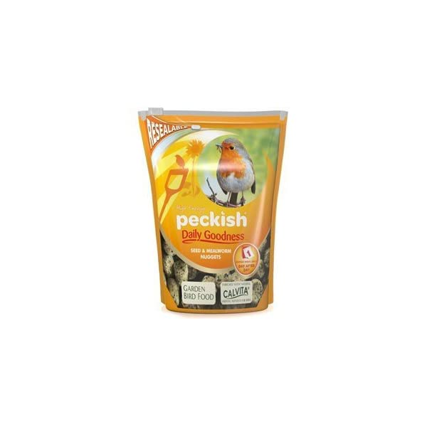 Peckish Daily Goodness Nuggets Bird Food 1kg