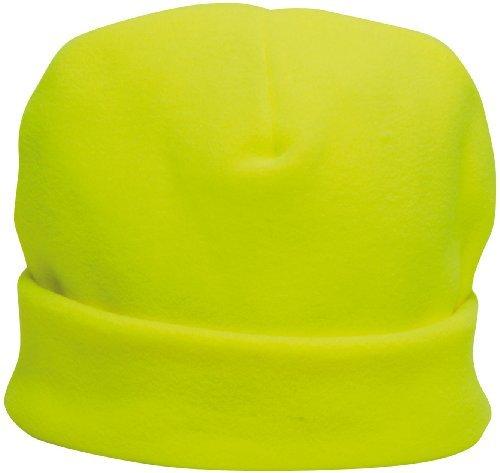 PORTWEST HA10 Fleece Hat Thinsulate® Lined Hi-Vis Yellow HA10YER