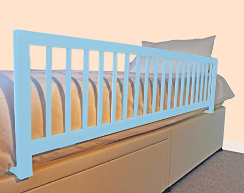 Safetots Extra Breed Houten Bed Rail, Blauw