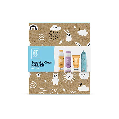 Hello Bello Squeaky Clean Kiddo Kit Gift Set