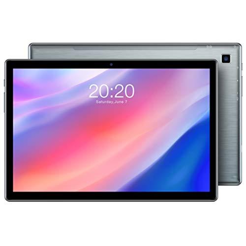 「2020 Android 10」TECLAST P20HD タブレット 10インチ 8コア FHD IPS 1920x1200 タブレットPC 4GB+64GB 「128GBまで拡張可能」 タブレット PC 4G LTEコール通信でき Bluetooth 5.0 GPS デュアルWiFi 日本語説明書付き 技適認証済み