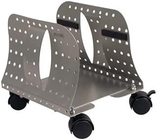 Allsop Metal Art Cpu Stand - Steel - Pewter (27761) WLM