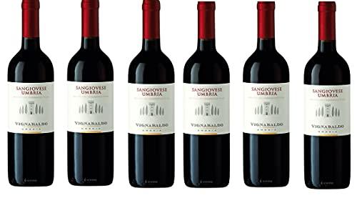 Vino Rosso Di Torgiano DOC -VIGNABALDO- 2016 14% (6)