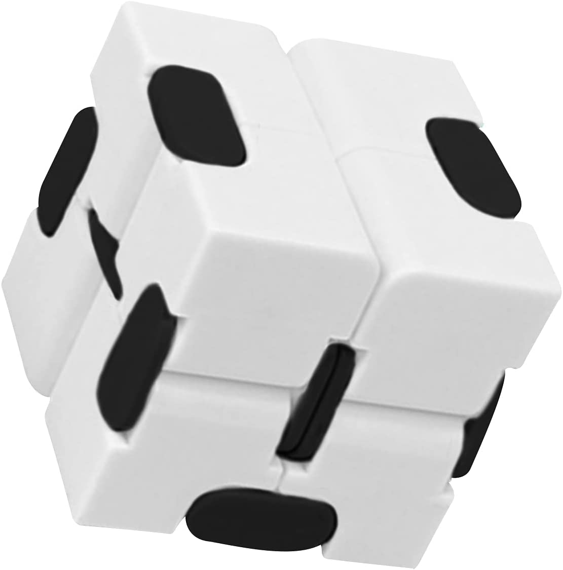 Xiakolaka Infinity Cube Fidget Toy Cheap/Anxiety Relief Infinite Fidget Cube Small Cube Kill Time for Kids and Adults Blue
