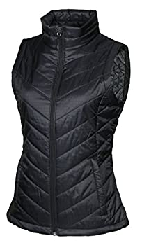 Columbia Womens Morning Light III Onmi Heat Winter Jacket Vest Black  010   Medium