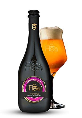 Birra Artigianale Flea - Violante 75 cl (x2 pezzi)