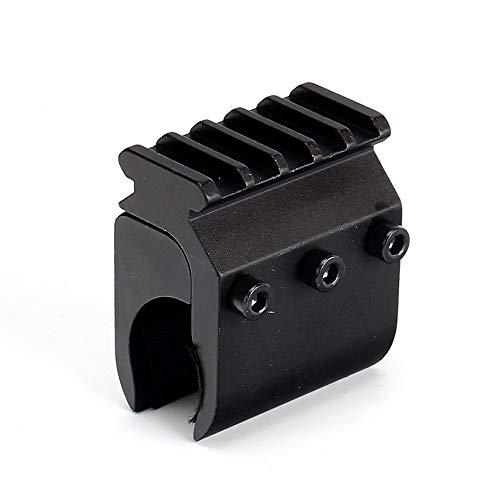ACEXIER Adaptador de Base de riel Picatinny Weaver de 20mm, Montaje de...
