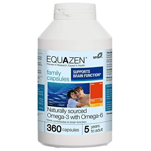 Equazen Family Capsules (360)