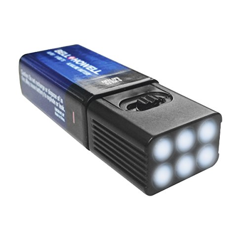 Microbrite LED Flashlight by Bell and Howell with Free 9-Volt Battery (4)
