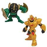 Koga Multicol Gormiti Koga Personaggio Articolato con Token Giochi Preziosi