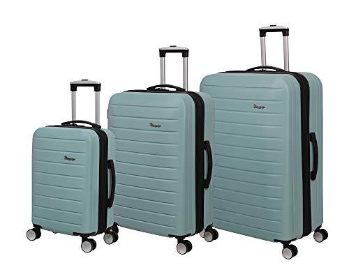 it luggage Legion Hardside Expandable, Blue Wash, 3 Piece Set