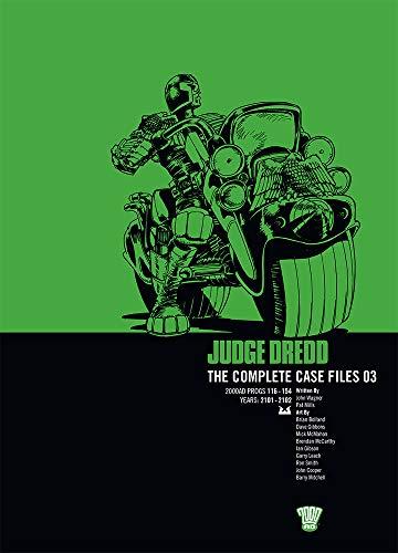 Judge Dredd: Complete Case Files v. 3