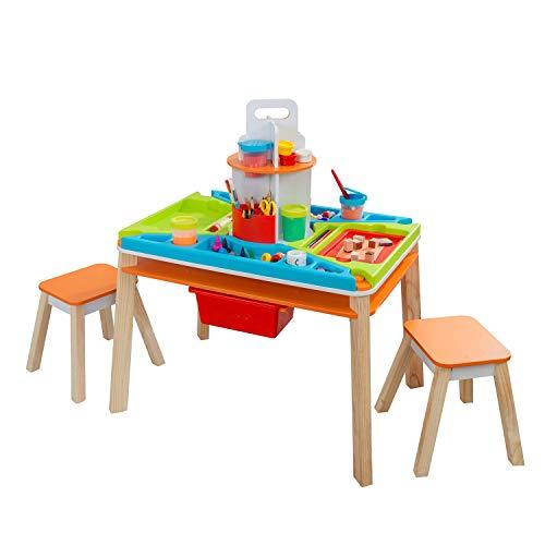 KidKraft Ultimate Creation Station Kids Activity Art Table...