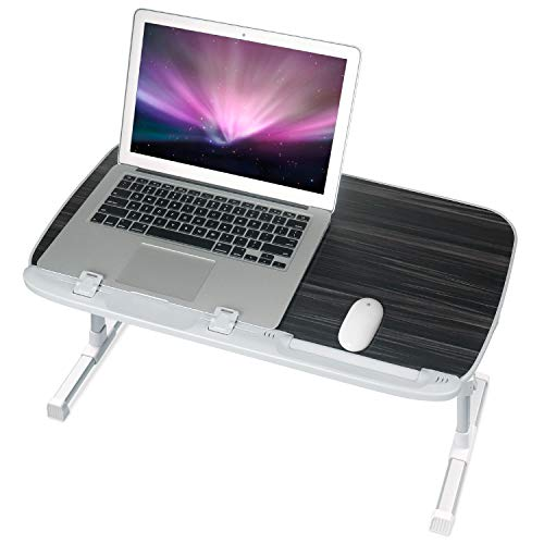 Laptop Desk for Bed, NEARPOW Larger Size Bed Table Laptop...