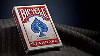 Bicycle Standard Red Playing Cards - Poker, Magic